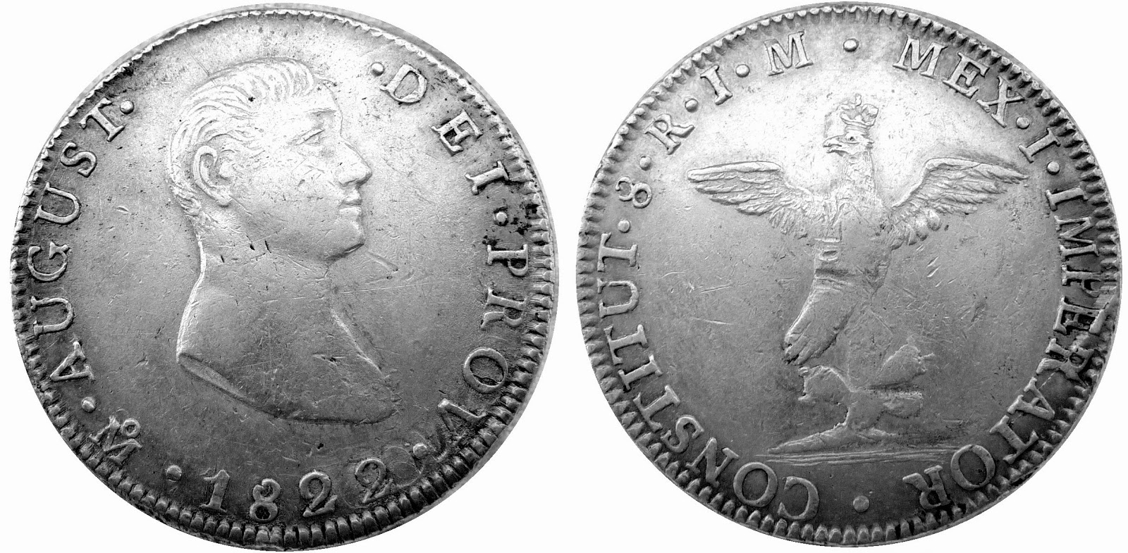 Las monedas y su historia: abril 2014