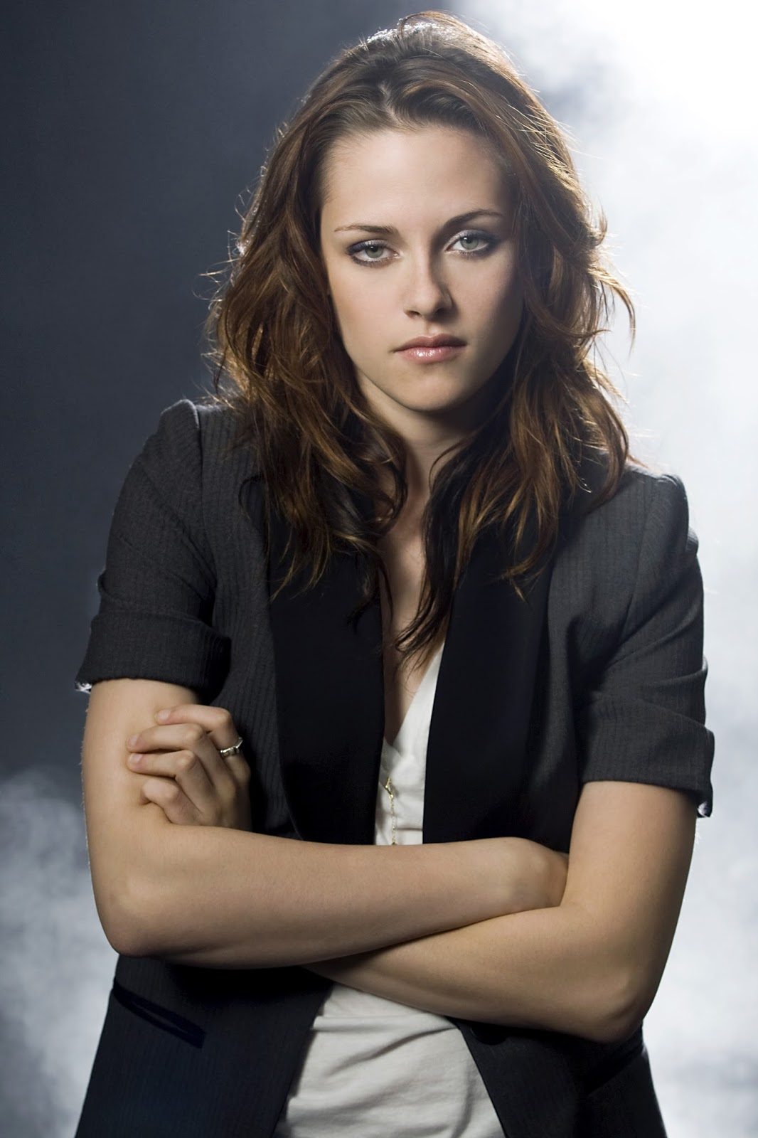 Actress, @ Kristen Stewart - Twilight Portraits for USA ... Kristen Stewart