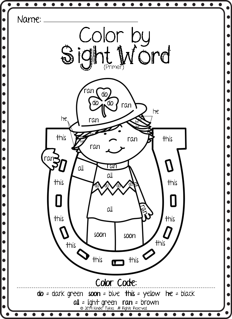 Math Worksheets plus 1 math worksheets : Kinder Tykes: March Madness!!