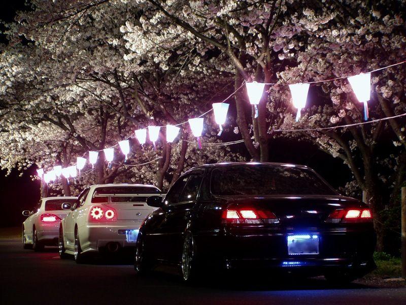 Nissan Silvia S15, Nissan Skyline R34, Toyota Cresta X100, JDM, na rynek japoński