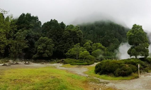 Lagoa das Furnas Azores