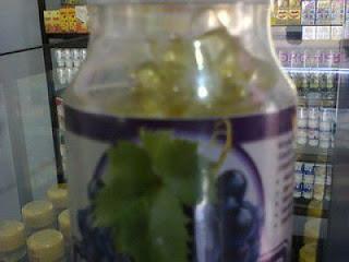 Jual Grape Seed Oil Minyak Anggur Manfaat Buah Anggur