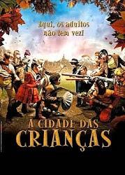 Filme A Cidade das Crianças Dublado AVI DVDRip