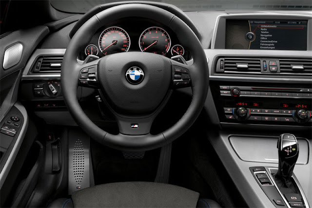 Inside image of BMW 6