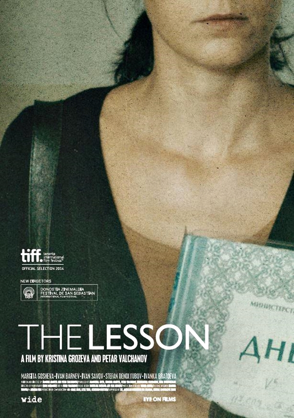 Póster: The Lesson (Urok)