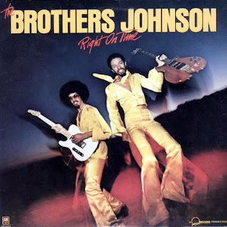 THE BROTHERS JOHNSON - RIGHT ON TIME (1977)