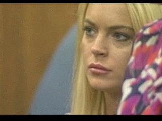 Lindsay mistaken for Lady Gaga