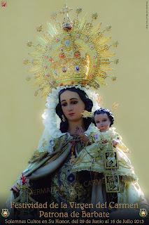 Fiestas de la Virgen Carmen 2013 - Barbate