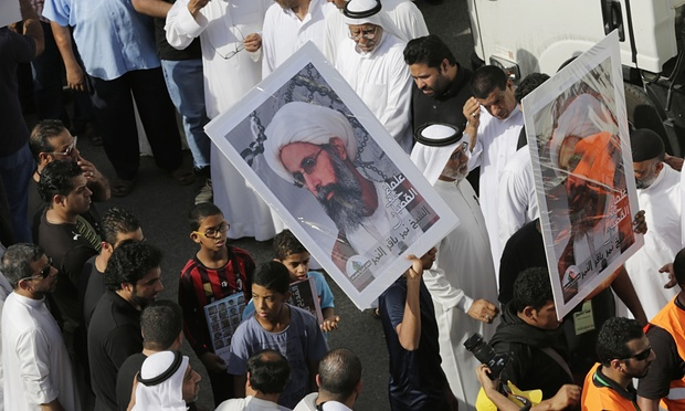 A execução de Sheikh Nimr pode derrubar o reino