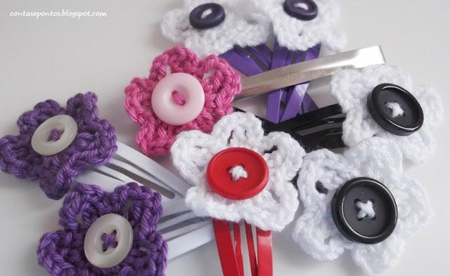 Ganchos, crochet