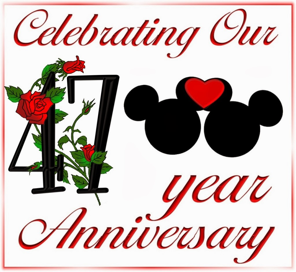 Free Minnie And Mickey Printables For 47th Anniversary