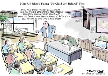 no child left behind good in The metamorphosis of the elementary and secondary education act (esea) from no child left behind (nclb) into the every student succeeds act (essa) is being hailed as a historic triumph of.