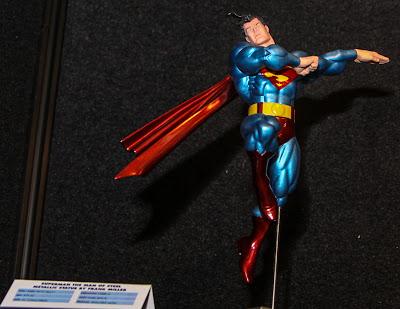 DC Collectibles Superman Metallic Statue - Frank Miller