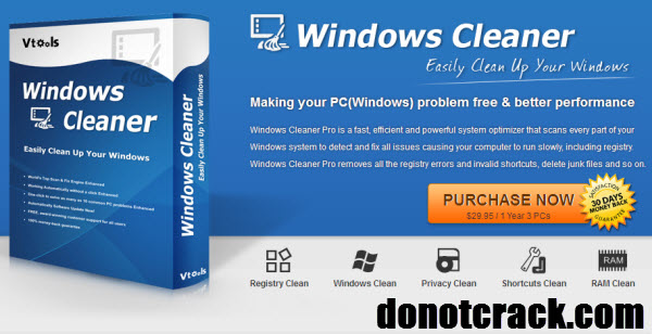discount Windows Cleaner 60% OFF