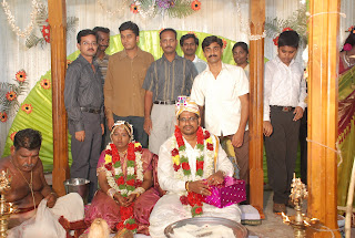 BA Team Lokesh Marriage