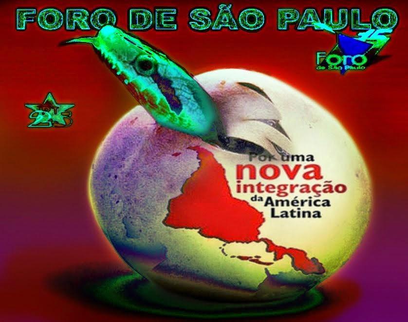 DESTRUIÇÃO PLANEJADA DO BRASIL