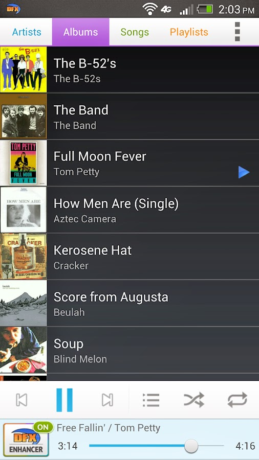 DFX Music Player Enhancer Pro v1.23