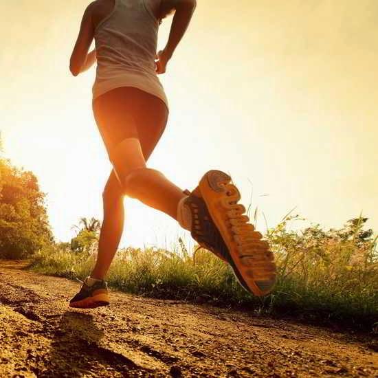Correr sola