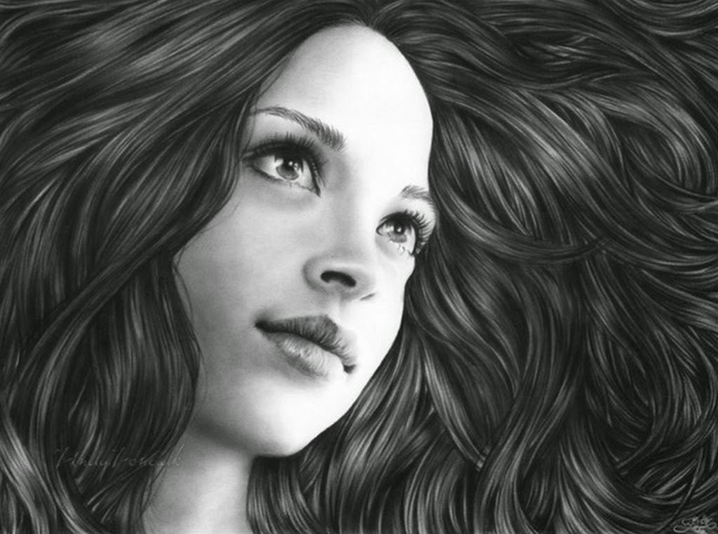 mujeres-en-dibujos-a-lapiz