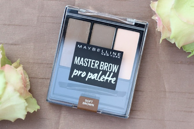 Maybelline Master brow palette