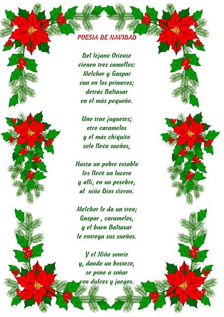 Poesia de navidad
