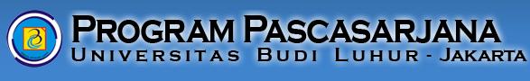 PascaSarjana Universitas Budi Luhur