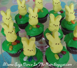 Really simple Easter treats that anyone can pull off, Easter Cupcakes