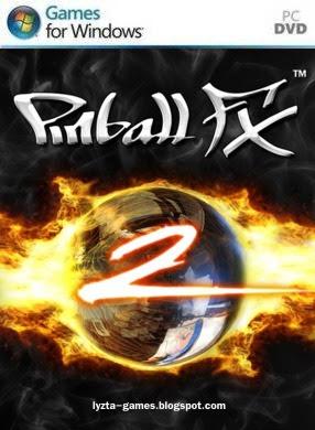 Pinball FX2 PC Cover