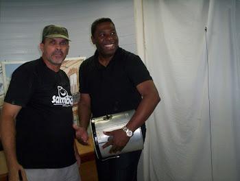 """O  """"CLUBE DO SAMBA"""" COM CARLOS FONSECA,  NETINHO DE PAULA"""
