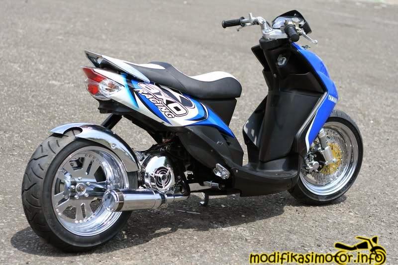 Variasi Motor Mio Terbaru top
