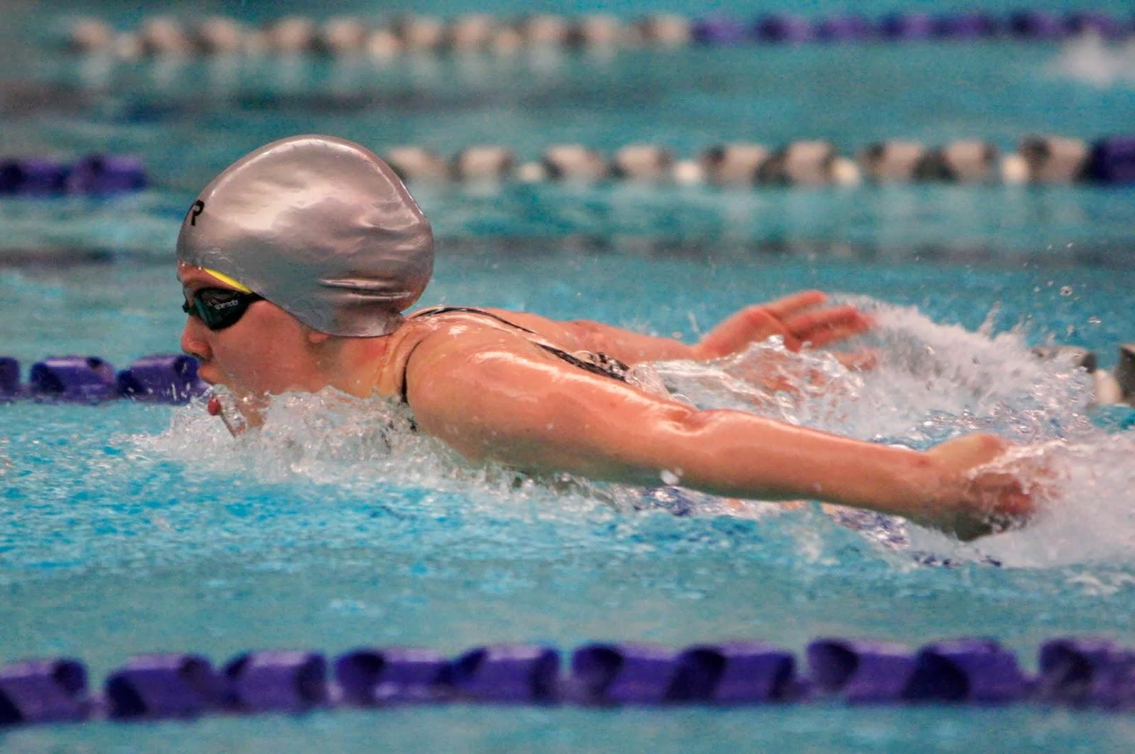 Mark Kodiak Ukena Ihsa Sectionals Girls Swimming