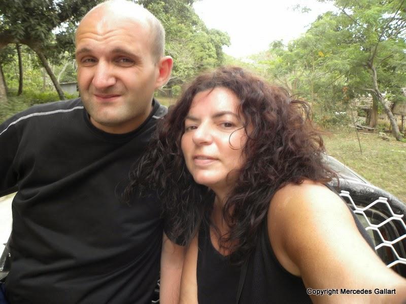 Con Sébas Rodriguez
