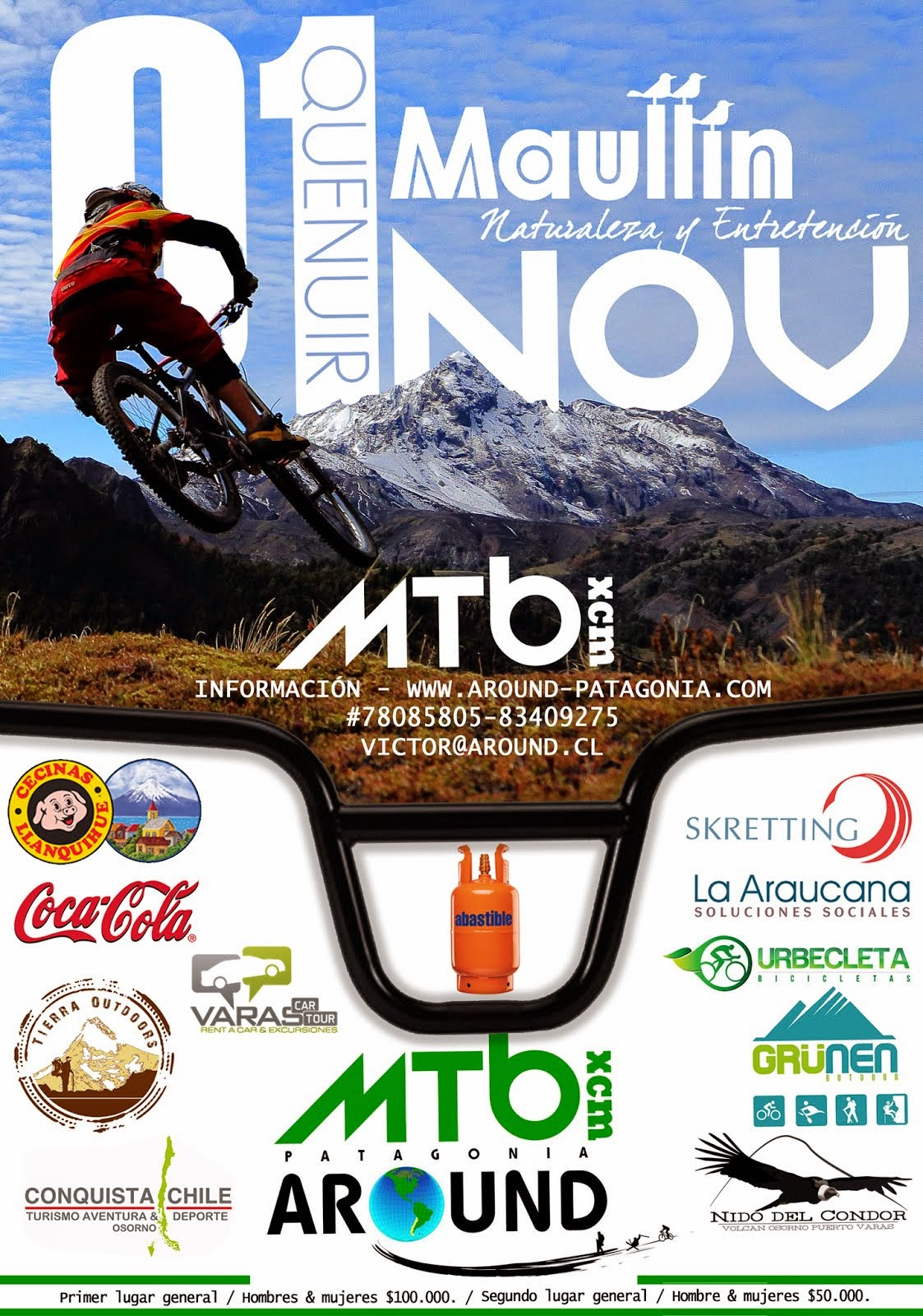 Rally Quenuir MTB / XCM