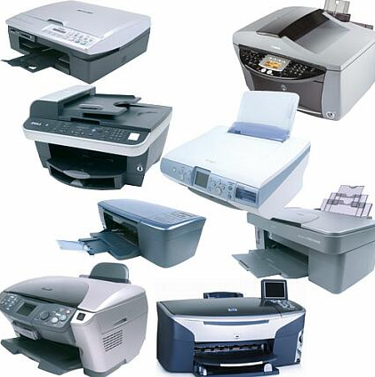 Printers and The Types of Printer