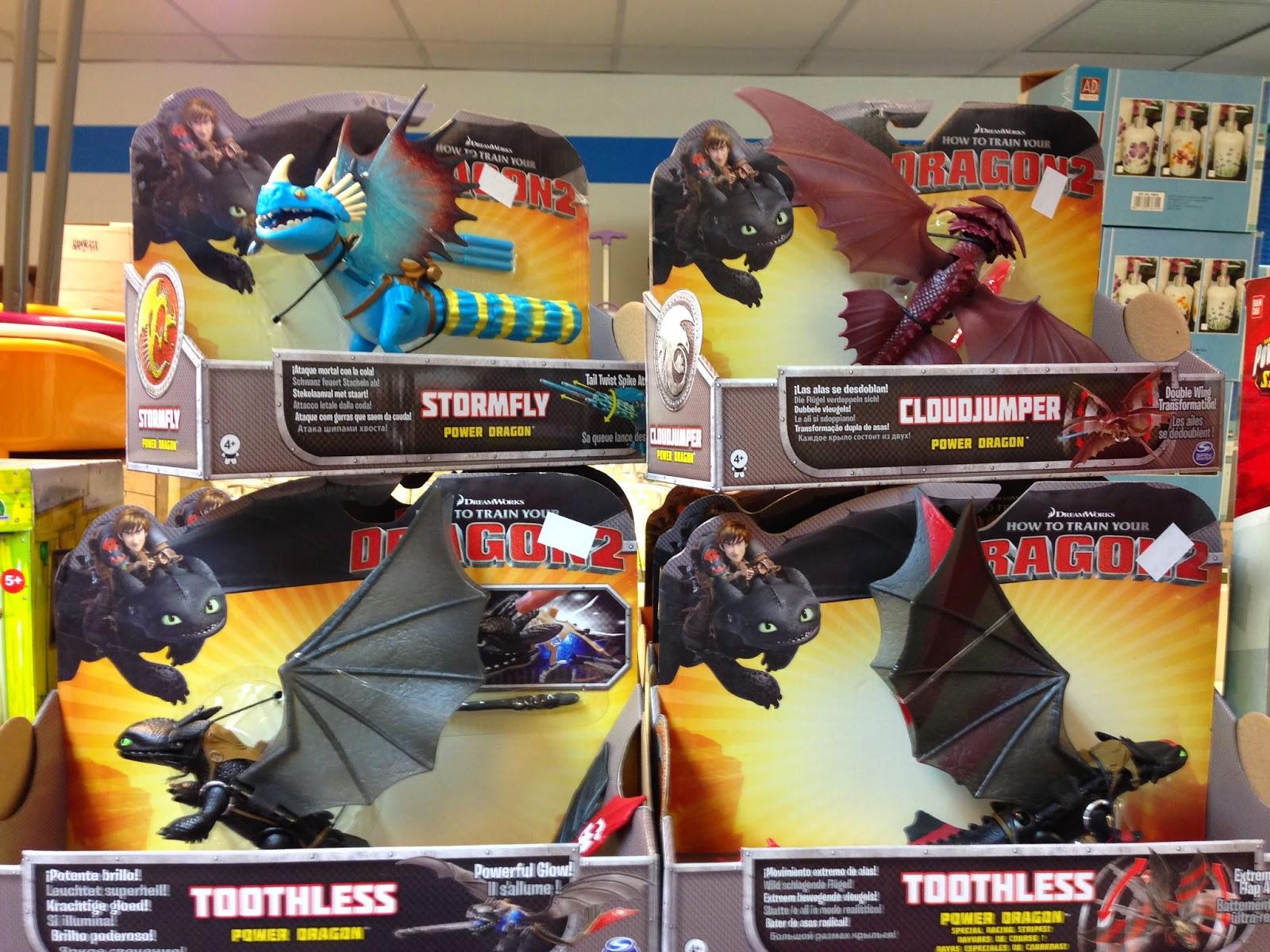 offerte giocattoli dragon trainer