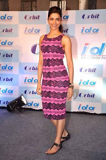 Deepika Padukone at 'IDA-Orbit' press meet
