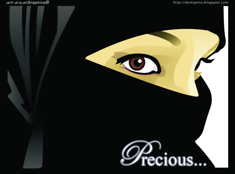 Niqab Wallpaper