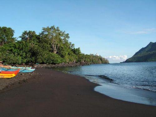 Objek Wisata Gunung Gamalama Ternate Maluku 4