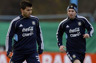 Messi, Agüero y Tévez se unen la Unicef