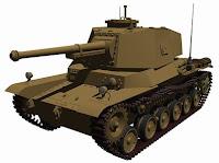 Type 3 Chi-Nu Medium Tank