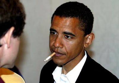 President Barack Obama has officially quit smoking