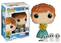Funko Pop! Frozen Fever Anna