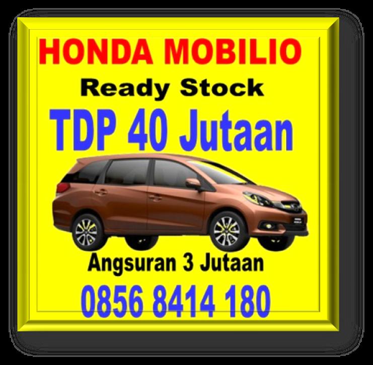 Harga dan Diskon Honda Mobilio IIMS 2014