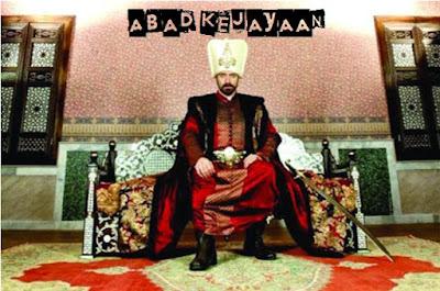 Biodata Pemain Abad Kejayaan (King Suleiman)
