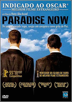 Download - Paradise Now - DVDRip RMVB - Legendado