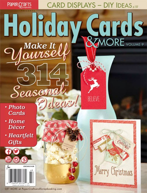 Holiday Cards & More from Paper Crafts & Scrapbooking magazine