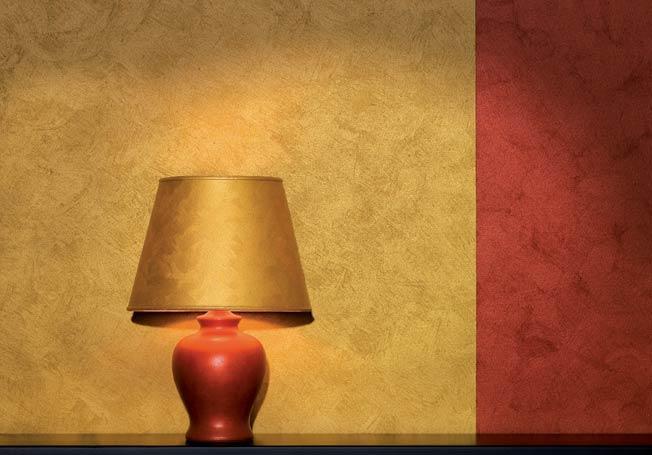 Stucco Venezian: Colore & Oro