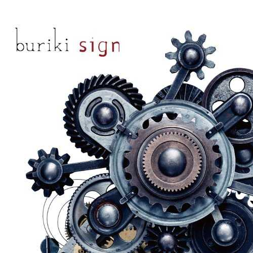 [Album] buriki – sign (2015.01.14/MP3/RAR)