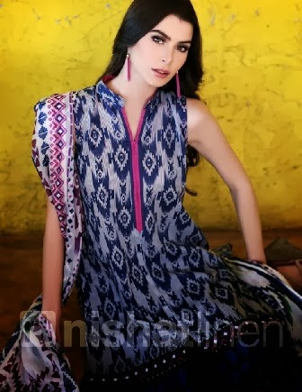 Sleeveless Lawn Summer Collection