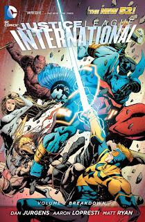 Justice Leage International Vol. 2: Breakdown